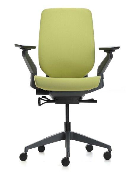 Крісло EAGLE SEATING KARME (арт. 1501C-2HF24-Y) ергономічне, тканинне, без підголівника