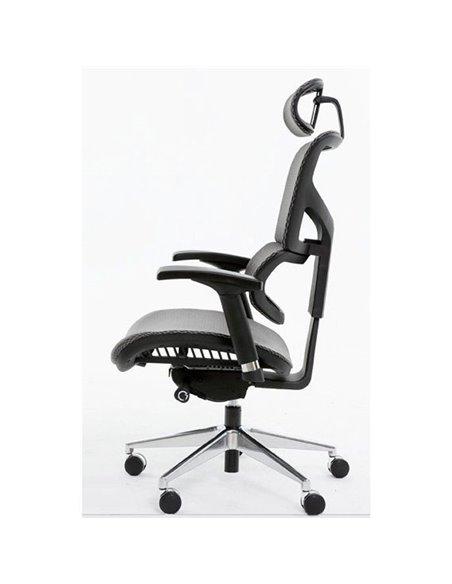 Крісло Expert Sail (SL-01) для керівника, ергономічне, колір чорний