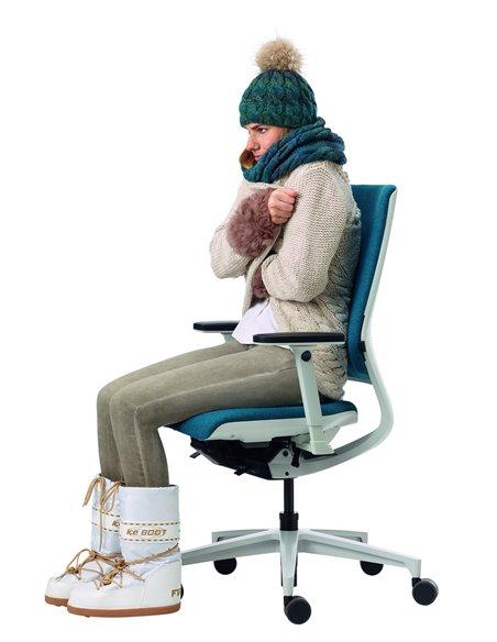 Крісло KLOBER MERA KLIMASTUHL для персоналу з підігрівом та вентиляцією