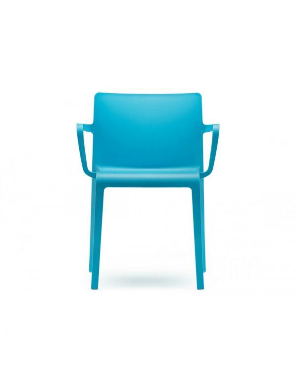 Стілець PEDRALI VOLT 675 Блакитний