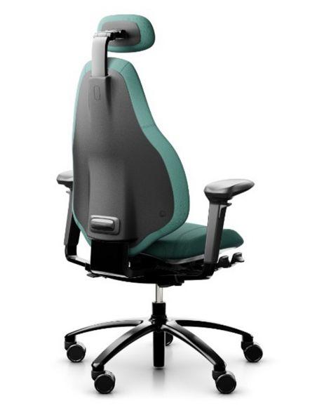 Крісло FLOKK RH MEREO 220 BLACK, ергономічне