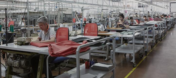 Крісла для персоналу Італія. Фабрика Sitland